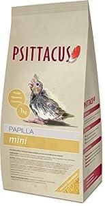 psittacus: Psittacus Papilla Mini para Ninfas, Agapornis y Periquitos 1 Kg.