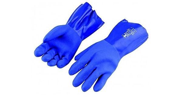 XL Bleu GUY COTTEN Gants Professionnels BN30