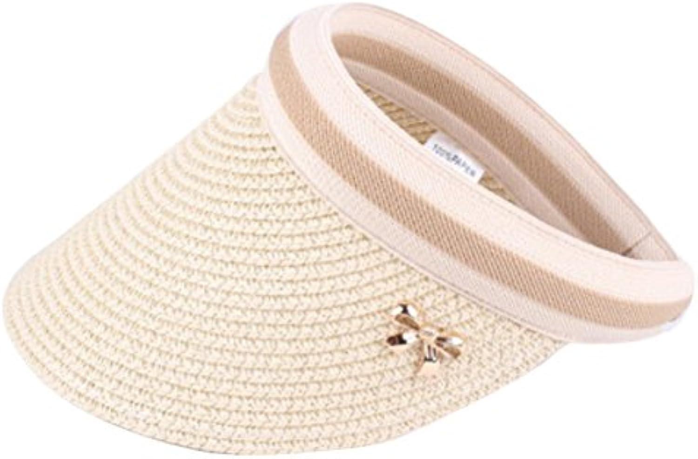 Da.Wa Sombrero de Playa Sombrero Para el sol Sombrero de Copa Gorro de Ocio