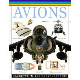 Les encyclopoches : les avions par David Jefferis