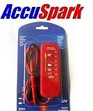 Accuspark Autobatterie-Tester Werkzeug Generator 12 V