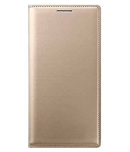 Colorcase Leather Flip Cover Case for Samsung Galaxy J2-6 (2016)