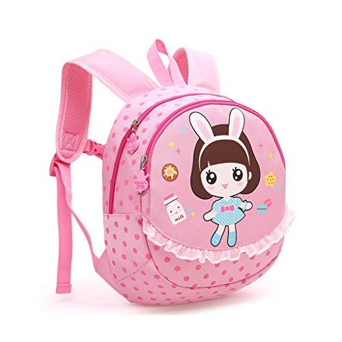 8592dab00fe27 CL  Bolsa de la Escuela de los niños - Kindergarten Girl Princess Cute  Backpack Cartoon