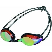 Arena - Gafas de natación Pure Mirror, color negro