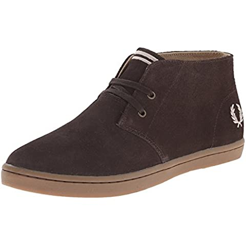 Fred Perry Byron Mid - - Hombre