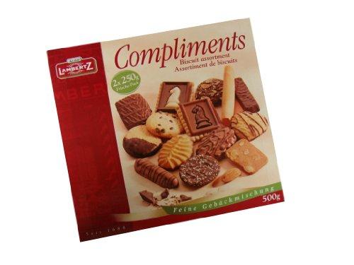 Lambertz Compliments Gebäck, 1-er Pack (1 x 500 g)