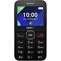 "Alcatel 2008G -Teléfono Móvil (Fácil uso, Pantalla de 2.4"" QVGA ,320x240"
