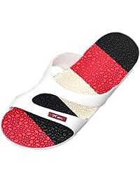 Sandali rossi per unisex Severyn