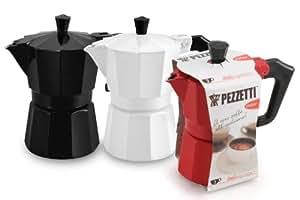 Amazon.de: Pezzetti Herd Espresso Kaffeemaschine Moka Pot