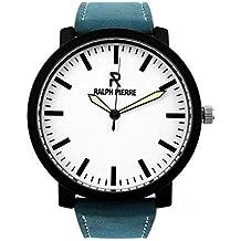 Ralph Pierre Actif Analog Blue Dial Men's Watch - W40052