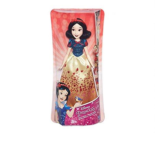 Disney MUÑECA Princesa Blancanieves 30 CMS.ARTICULADA Y con Accesorios