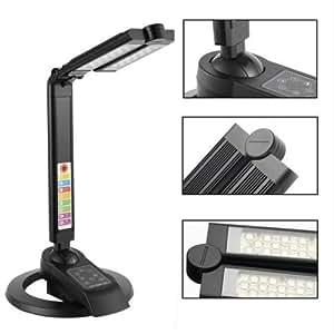 smd led schreibtischlampe lampe tisch leuchte wei warmwei 1300 lux 500 lumen k che. Black Bedroom Furniture Sets. Home Design Ideas