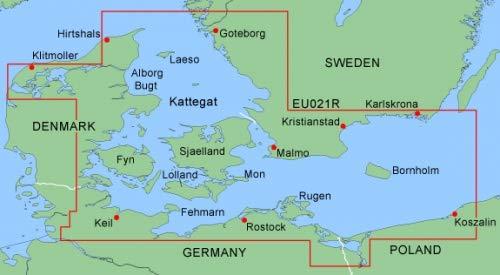 garmin seekarten Garmin BC g2 HXEU021R Denmark East and Sweden Southeast