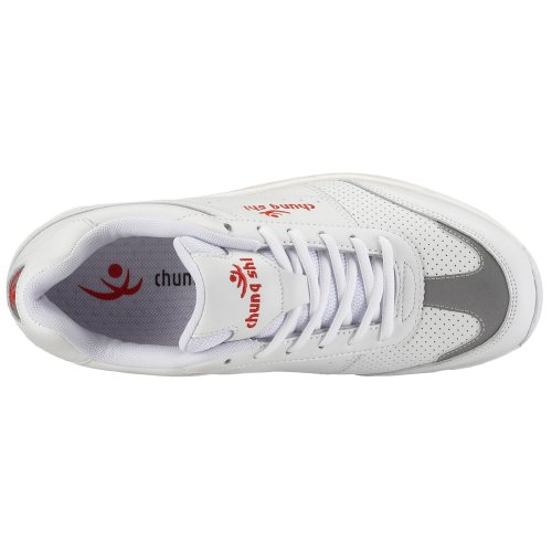 Chung Shi Comfort Step Sky Herren 9100, Herren Sportschuhe - Walking Weiß