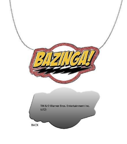 Die Big Bang Theorie Bazinga Flash (Kostüm Bang Flash Big Theory)