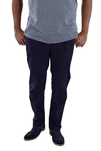 D555 -  Pantaloni  - Uomo blu navy