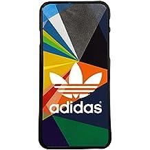 Carcasas de moviles fundas de movil de TPU compatible con samsung galaxy note 8 adidas marca deporte logotipo colores