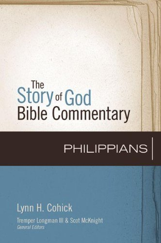 Philippians (The Story of God Bible Commentary)
