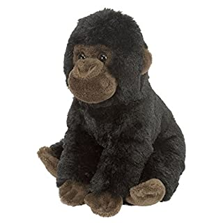 Wild Republic Gorilla Baby Plush Soft Toy, Cuddlekins Cuddly Toys, Gifts for Kids 20cm