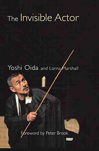 [(The Invisible Actor)] [By (author) Yoshi Oida ] published on (March, 1998)