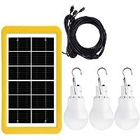 Amazon Lámparas esBombilla 6v Solares Iluminación De Exterior uKJc351lTF