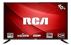 RCA RB40F1 Full HD LED TV (40 Zoll, Triple Tuner, HDMI, CI+, Mediaplayer per USB 2.0, 60Hz)