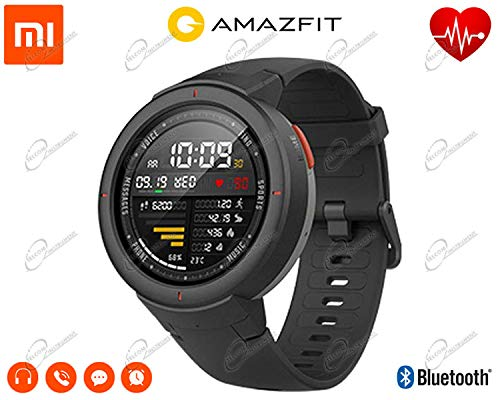 Xiaomi Amazfit Verge color Gris   Smartwatch