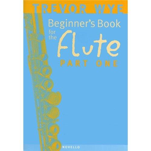 Trevor Wye: A Beginner's Book for the Flute Part One. Für Querflöte
