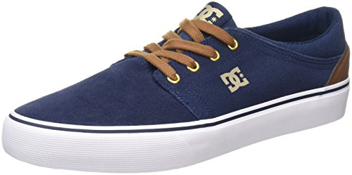 DC Herren Trase SD Low-Top Blau (Navy/KHAKI - NKH)