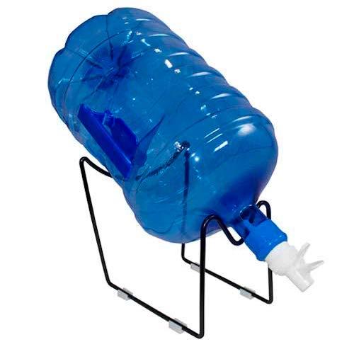 Grifo y Soporte Alto,dispensador de Agua Manual para garrafas,dispensador, Dispensador Simples sobremesa,Agua en Casa Comedor Cocina Oficina Fácil de Usar y Limpiar