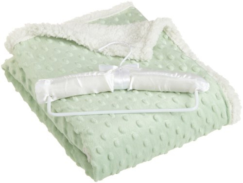 northpoint-beau-bebe-giggle-sherpa-baby-blanket-30-by-40-inch