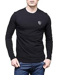 Tee Shirt EA7 Emporio Armani 6XPT83 Noir 1200