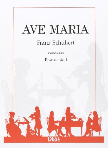 Franz Schubert: Ave María. Sheet Music for Piano por From Real Musical