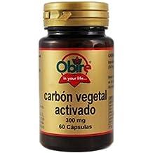Carbón vegetal activado en Cápsulas