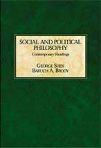 Social and Political Philosophy por George Sher
