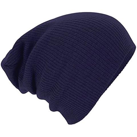 Hombres Mujer Gorra GillBerry esquí de punto gorrita Cráneo slouchy Sombrero