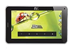 HCL ME Connect V3 Tablet (WiFi, Voice Calling, 8GB), Silver