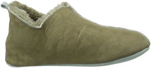 Shepherd - Lennart Slipper, Pantofole A Casa da uomo Beige (stone 25)
