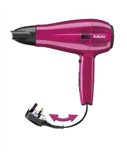 babyliss - 419W6Bful5L - BaByliss 5224U Cord Keeper 2000 W Hair Dryer