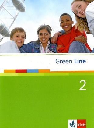 Green Line 2: Schülerbuch 2 (Flexibler Einband) Klasse 6 (Green Line. Bundesausgabe ab 2006)