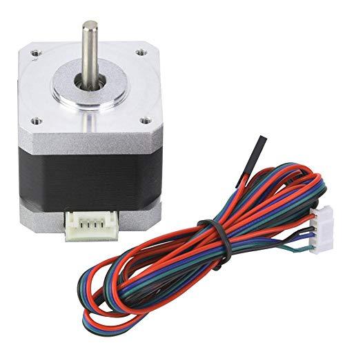 Schrittmotor, CNC 3D Drucker 40mm 2 Phase DC 2.4V 1.5A Din Mount Meter