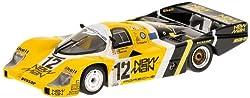 Minichamps 430836512 - Porsche 956 - Newman, Joest Racing, Maßstab: 1:43