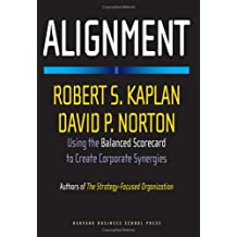[(Alignment: Using the Balanced Scorecard to Create Corporate Synergies )] [Author: Robert S. Kaplan] [Apr-2006]