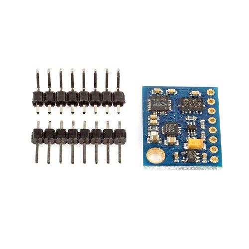 SainSmart GY-85 Sensor Modules Accelerometer Gyroscope Module, 2.5mm Pin, ITG3205 + ADXL345 + HMC5883L Chip -