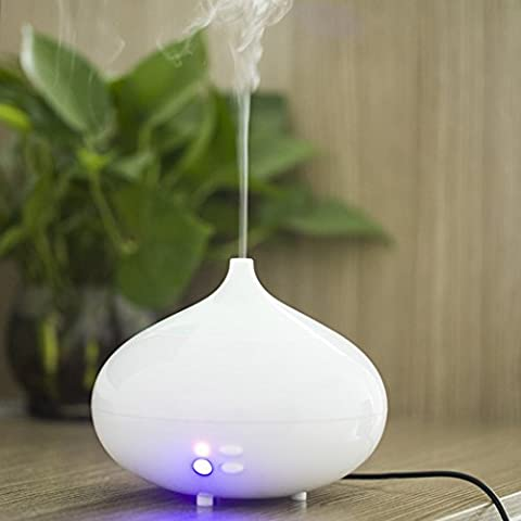 Aromatherapy essential oil diffuser mini humidifier mute eliminate no water automatically shuts off the fog size adjustable