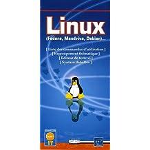 Linux (Fedora, Mandriva, Debian)... : Liste des commandes d'utilisation - Regroupement thématique - Editeur de texte vi - Syntaxe détaillée
