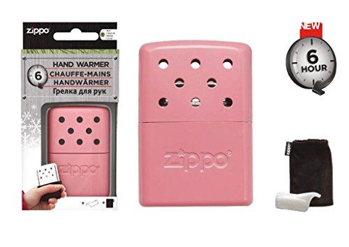 Zippo Uni 60001663 Hand Warmer PINK 6 Hours Handwärmer, rosa, 6h Pocket Hand Warmers