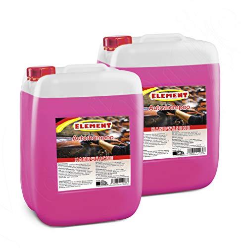 Element Auto Shampoo 20L Profi Autoshampoo Konzentrat Autopflege Autoschampoo