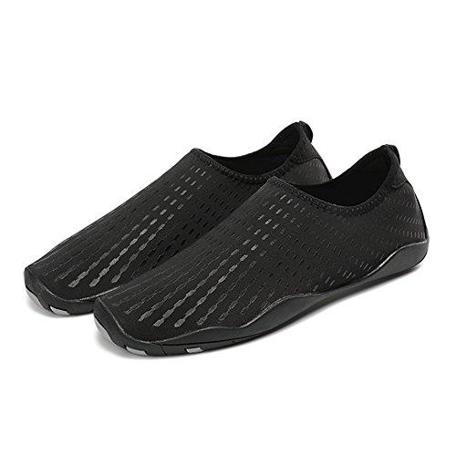 PURVIS , Chaussures aquatiques pour homme Noir