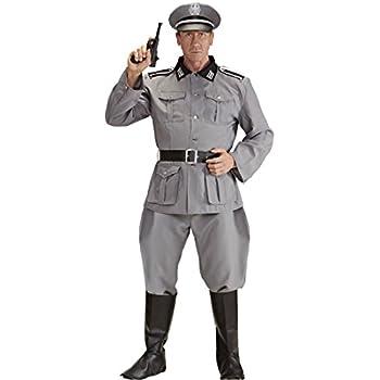 NET TOYS Costume Homme Soldat Allemand Déguisement Soldat